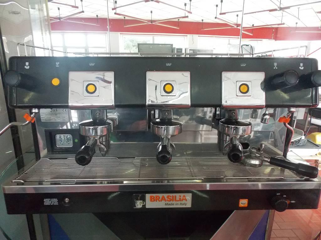 Maquina de cafe - Brasilia 205 Exclusive 3 Gr - Soporlei Leilão